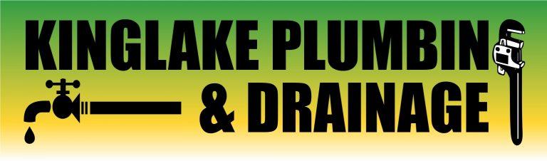 Kinglake Plumbing and Drainage (Logo)